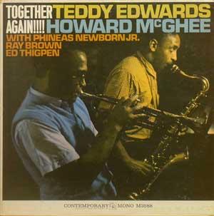 Teddy Edwards / Howard McGhee ...
